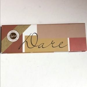 Brand new Dare palette by sigma beauty!